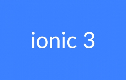 Ionic 3 serve browser with livereload