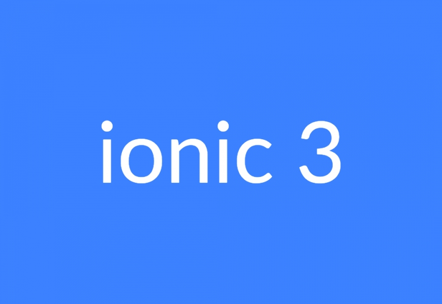 Simple Loading Stack with Ionic 3